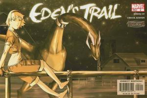 Eden's Trail #2 VF/NM; Marvel   save on shipping - details inside