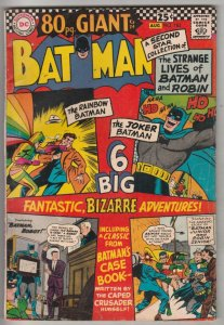 Batman #182 (Aug-66) FN/VF Mid-High-Grade Batman