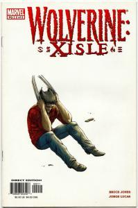 Wolverine Xisle #2 (Marvel, 2003) VF/NM