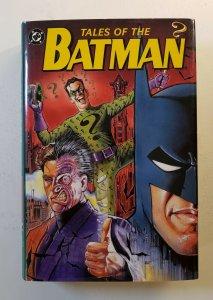 TALES OF THE BATMAN 1995 NOVEL EDITED BY MARTIN H. GREENBERG MJF BOOKS
