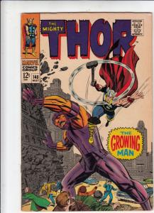 Thor, the Mighty #140 (May-67) FN+ Mid-High-Grade Thor