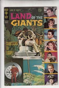 Land of the Giants #2 (Jan-69) FN/VF Mid-High-Grade