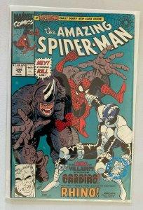 Amazing Spider-Man #344 1st appearance of Cletus Kasady aka Carnage 7.0 (1991)