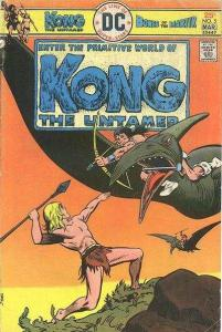 Kong the Untamed #5, VF+ (Stock photo)