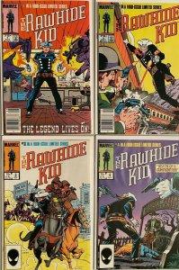 The rawhidekid set:#1- 6.0 FN (1985)