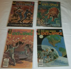 Space Family Robinson: Lost in Space on Space Station One #39,41,52,53 (set o