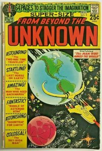 FROM BEYOND THE UNKNOWN#9 VG 1971 DC BRONZE AGE COMICS