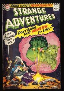 Strange Adventures #188 VG 4.0 DC Comics