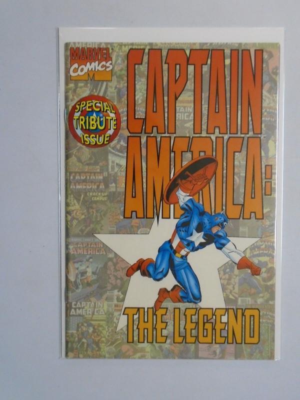 Captain America The Legend (1996) #1 - VF - Marvel