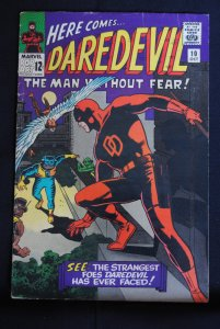 Daredevil #10 5.5, Wally Wood Cover and Art, HOT!