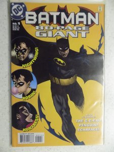 Batman 80-Page Giant #1 (1998)