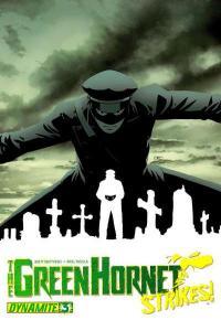Green Hornet Strikes! (2010 series) #3, NM (Stock photo)