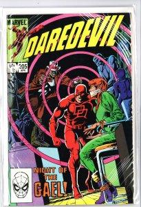 Daredevil #205 (1984)