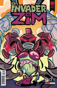 INVADER ZIM (2015 ONI) #47 PRESALE-09/25