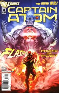 Captain Atom (4th Series) #3 VF; DC   save on shipping - details inside