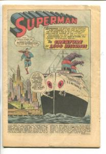 ACTION #234-1957-DC- SUPERMAN-CONGO BILL-TOMMY TOMORROW-fr