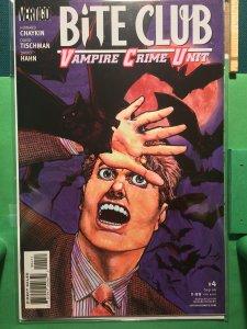 Bite Club: Vampire Crime Unit #4