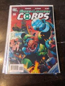 Green Lantern Corps #10 (2007)