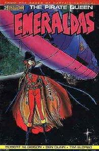 Emeraldas #2 VF; Eternity | save on shipping - details inside