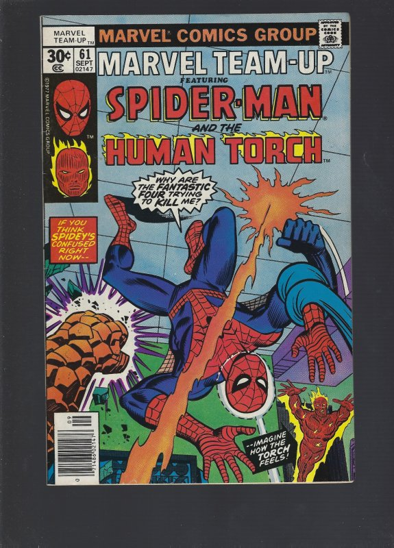 Marvel Team-Up #61 (1977)