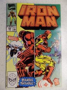 INVINCIBLE IRON MAN # 255