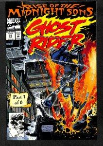 Ghost Rider (1990) #28 NM- 9.2