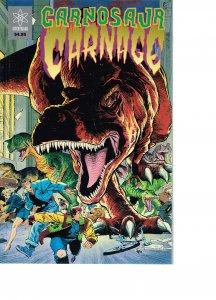 Carnosaur Carnage (GB) #1 (1993)