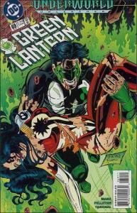 DC GREEN LANTERN (1990 Series) #69 VF