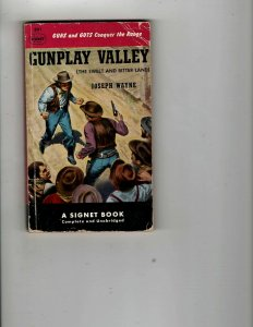 3 Books Funplay Valley Sweet and Bitter Land The Warring Sky Mad In Orbit JK35