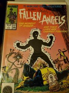 Fallen Angels #1 (1987)