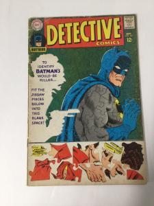 Detective Comics 367 3.0 Gd/Vg Good Very Good DC Comics SA