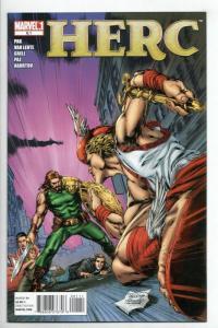 Herc #6.1 (Marvel, 2011) VF/NM