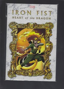 Iron Fist: Heart Of The Dragon #2 Variant