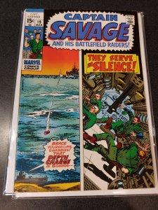Captain Savage #19 (1970)