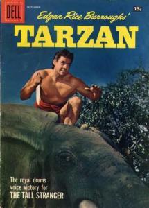 Tarzan (1948 series) #96, VG- (Stock photo)