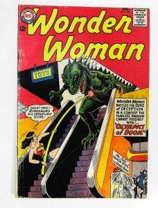 Wonder Woman (1942 series) #148, VG+ (Actual scan)
