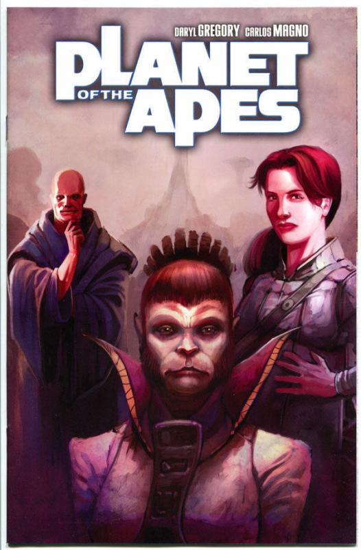 PLANET of the APES #4, NM, Variant, vs Humans, Long War, 2011, more in store