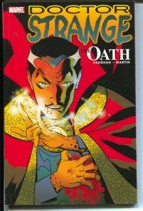 Doctor Strange: The Oath-Brian K. Vaughan-2007-PB-VG/FN