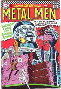 Metal Men #20 (Jun-66) FN/VF- Mid-High-Grade Metal Men (Led, Tina, Tin, Gold,...