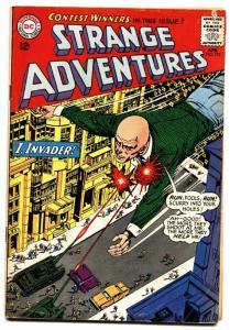 STRANGE ADVENTURES #175 comic book-DC SILVER AGE