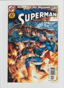 Superman 215 VF/NM 9.0 (2005, DC) Jim Lee Art! Cover A