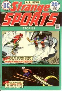 STRANGE SPORTS STORIES 5 VF-NM June 1974 COMICS BOOK