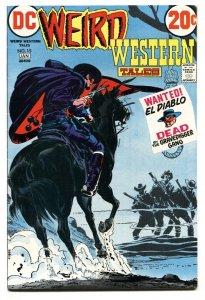 WEIRD WESTERN #15 1973 NEAL ADAMS El Diablo-Comic book-FN/VF