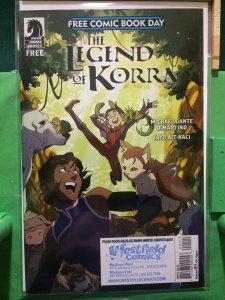 The Legend of Korra FCBD special 2018
