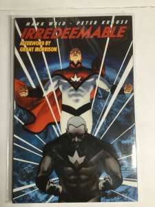 Irredeemable Vol. 1 Volume One Nm Near Mint Tpb Sc Softcover Boom Studios