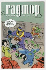 Ragmop #8 November 1996 Planet Lucy Press Rob Walton