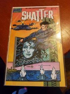 Shatter #9 (1987)