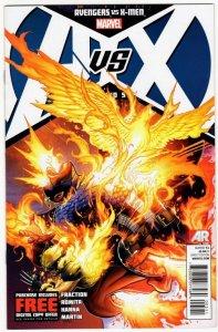 Avengers vs X-Men #5A (VF+) ID#MBX3