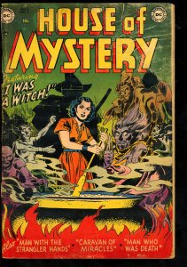 House of Mystery #5 (1952)