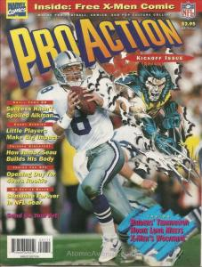 Pro Action Magazine (Vol. 2) #1 VF/NM; Marvel   save on shipping - details insid
